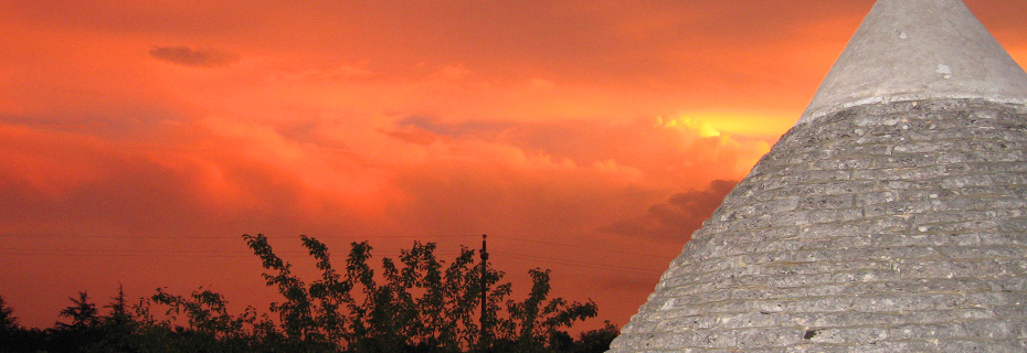 Trulli Country Farmhouse